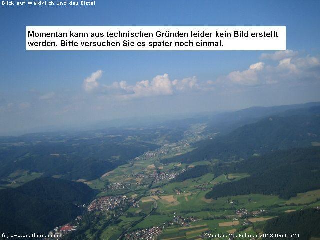 Waldkirch Skyline